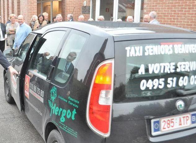 Taxi Seniors de Beauvechain