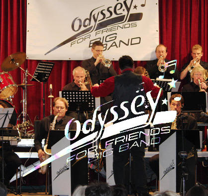 Odyssey For Friends Big Band